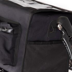 Restrap Rando Rack Top Bag Small, black